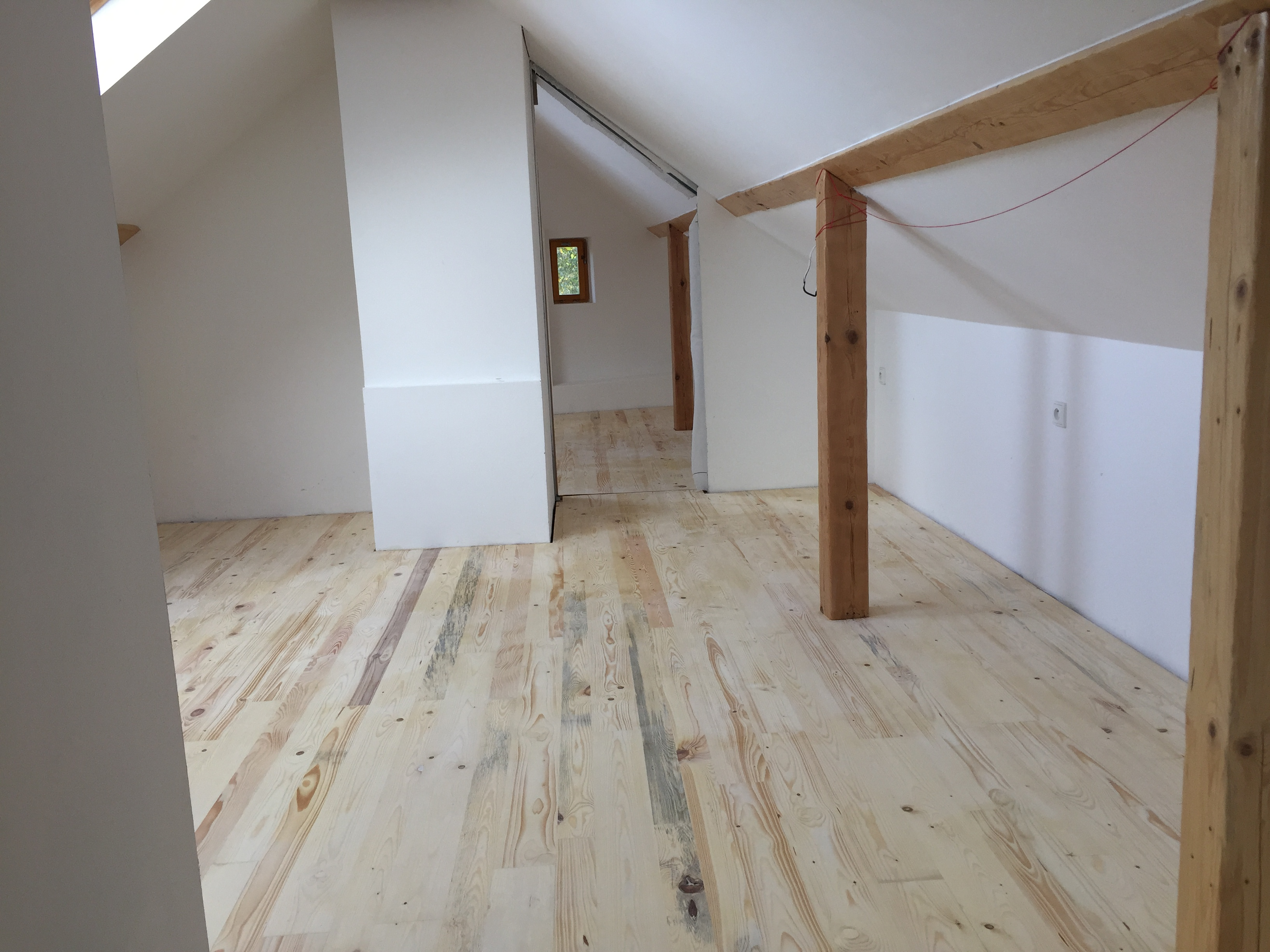 Smrková podlaha Havlíckův Brod