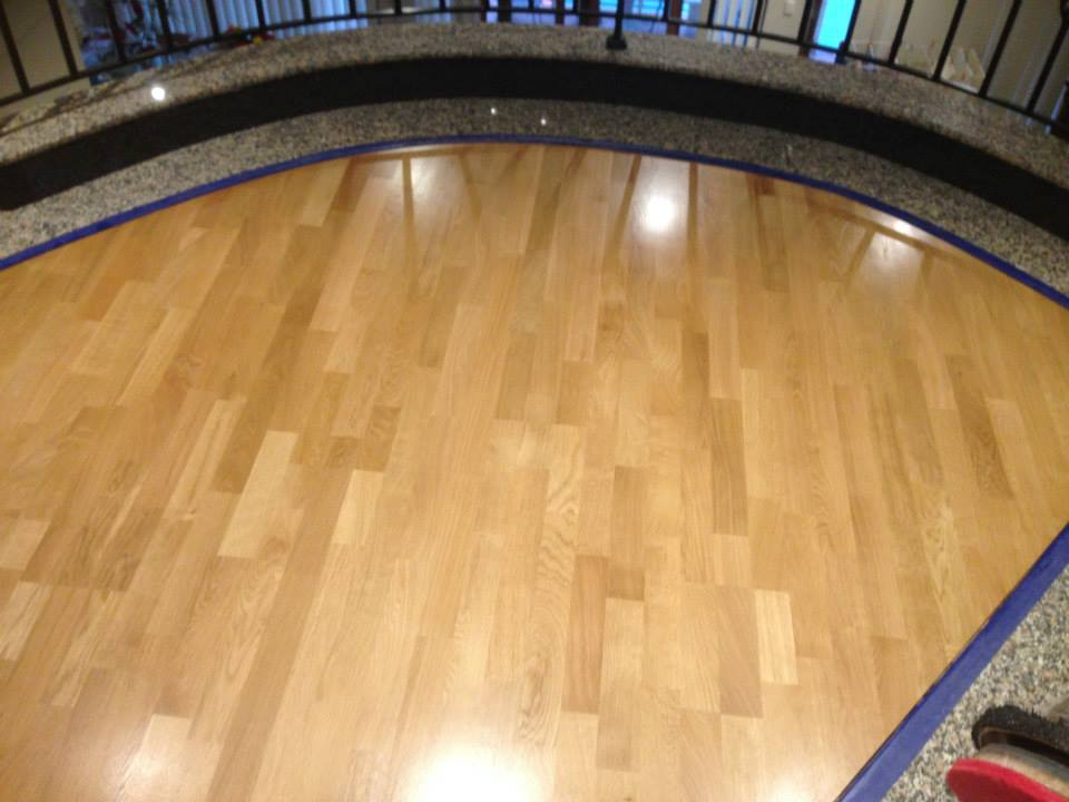 Renovace dřevěných podlah Jakub Hyman